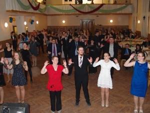 10. Skautský ples Dolní Újezd 27.1.2018