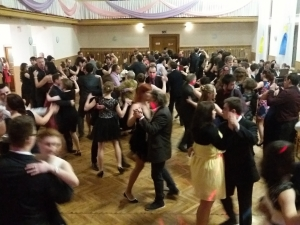 Skautský ples Dolní Újezd 30. 1. 2016