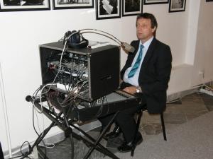 Jirka Vodehnal - zvukař 2008