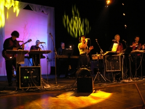 Fotografie z koncertů 2007