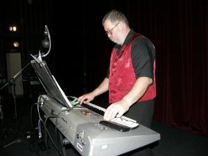 Míra Techlovský - klávesy - 2010