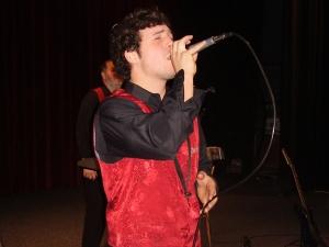 Martin Radimecký - zpěvák 2009