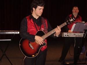 Martin Radimecký - kytarista 2009