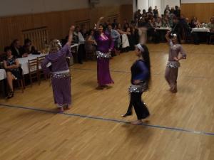Hasičský ples, KD Vendolí, 12.1.2019
