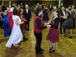 Lidový ples Lubná, 18.1.2020