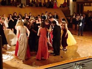 Maturitní ples Polička 26.1.2018