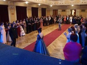 Maturitní ples SŠZaT Litomyšl, Smetanův dům, 25.1.2019