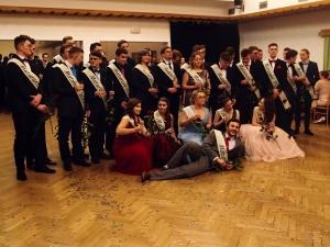 Maturitní ples Stavební školy Vysoké Mýto, 24.1.2020