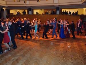 Ples Gymnázia Polička, Tylův dům, 18.1.2019