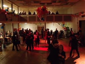 Ples SOŠ a SOU Lanškroun, KD Žichlínek, 5. 3. 2016