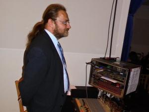 Žichlínek 23. 1. 2015 - zvukař Jirka
