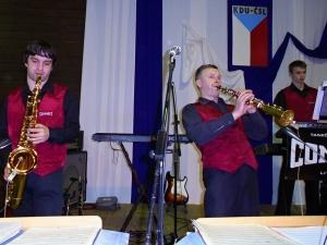 Lubná 17. 1. 2015 - Ondra, Libor a David