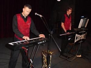 Ples SPgŠ 16. 1. 2015 - Libor a David, zn. kláves není nikdy dost