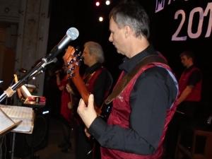 Ples SPgŠ 16. 1. 2015 - Jirka a Jirka - strunné nástroje