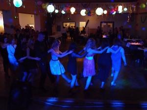 Předsilvestrovský ples Oldříš, 29.12.2017