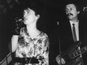 1988 - Iva Mertová - zpěv, Jirka Mikyska - basa