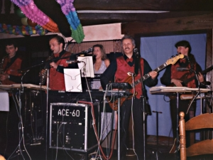 1999 - silvestr Ascheberg - Německo