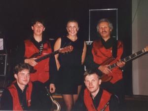 Sestava kapely