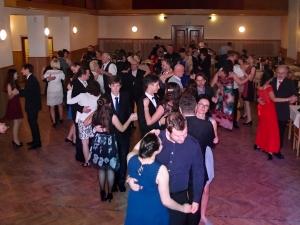 Tříkrálový farní ples Dolní Újezd, 11.1.2020
