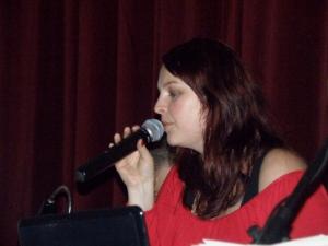 Nová zpěvačka Lucka Kuchtová